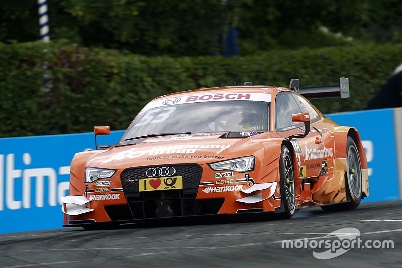 """В Audi рады возвращению на """"нормальную"""" трассу"""