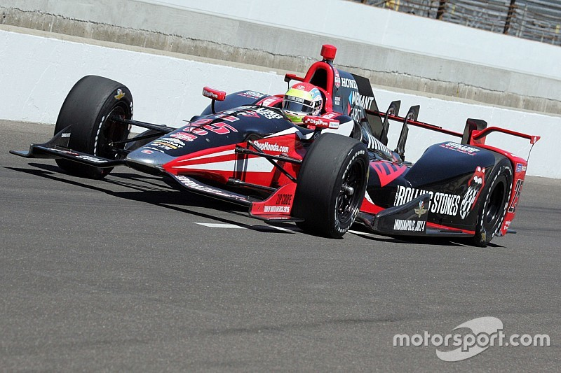 Wilson secures IndyCar drive for remainder of 2015