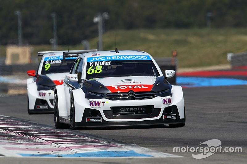 Les pilotes Citroën craignent l'absence de dépassements à Vila Real