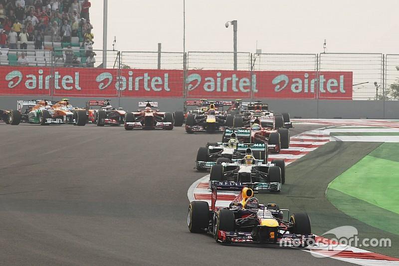 Налоги – главное препятствие для возвращения Гран При Индии