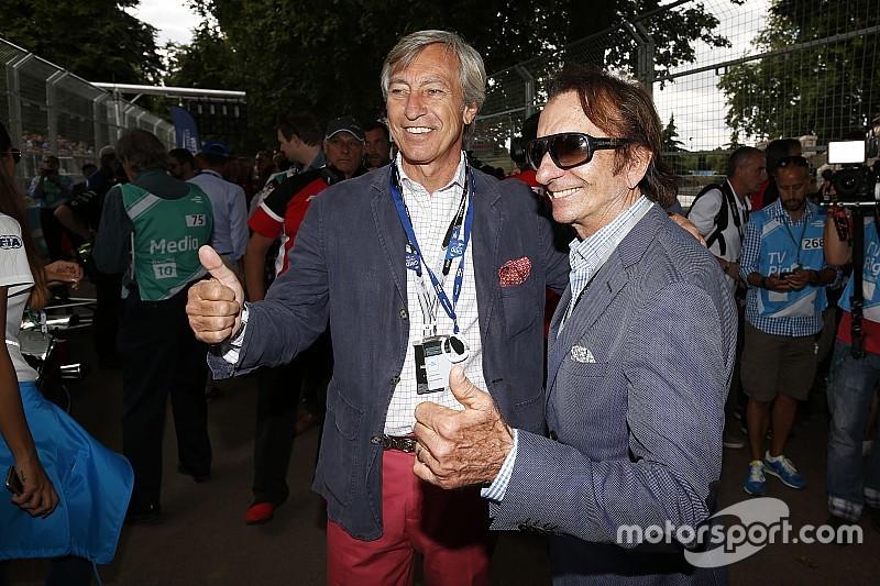 "Emerson Fittipaldi voit ""le futur"" dans la Formule E"