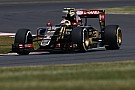 Maldonado dice que Lotus no está desalentado por las oportunidades desperdiciadas