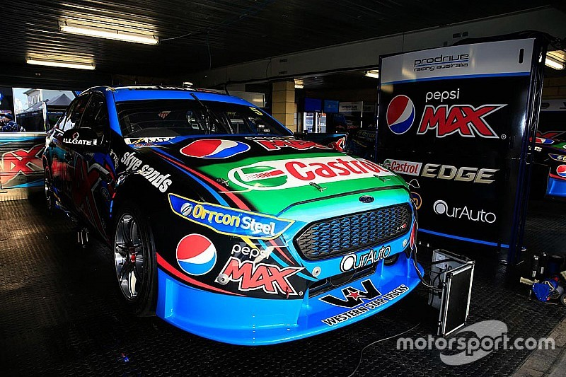 Winterbottom sets blistering pace in Townsville