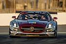 Thomas Jäger puts the Ram Racing Mercedes-Benz SLS AMG on pole for the 24H Circuit Paul Ricard