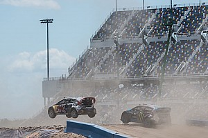 Other rally Breaking news CAMS planning rival Oz Rallycross series