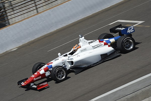 Indy Lights Jack Harvey extends Indy Lights championship lead in Milwaukee