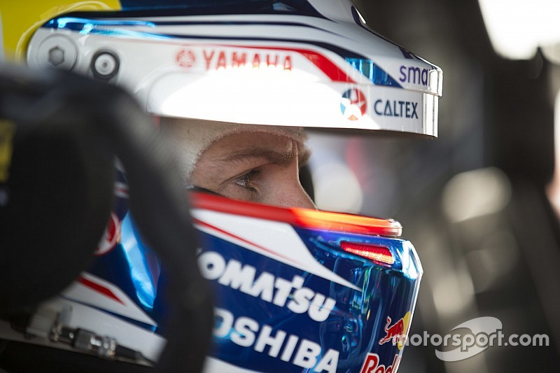 Whincup title fight still alive, says engineer