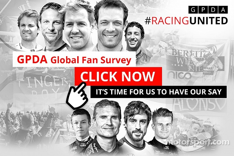 GPDA e Motorsport.com: un sondaggio per i fans