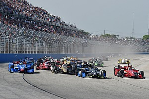 IndyCar Breaking news IndyCar Series race showed a significant TV viewership gain over the 2014 race