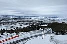 Bathurst transforms into winter wonderland