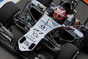Formule 1 Actualités Hülkenberg pense que Force India peut faire encore plus