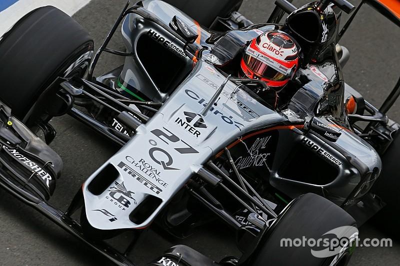 Hülkenberg pense que Force India peut faire encore plus