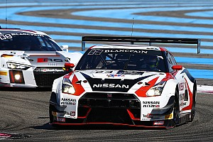 Blancpain Endurance Preview Nissan enters international line-up for Spa 24 Hours