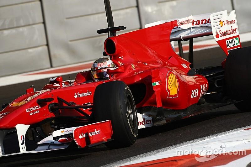 Jerez 2009 - Le premier test Ferrari de Jules Bianchi