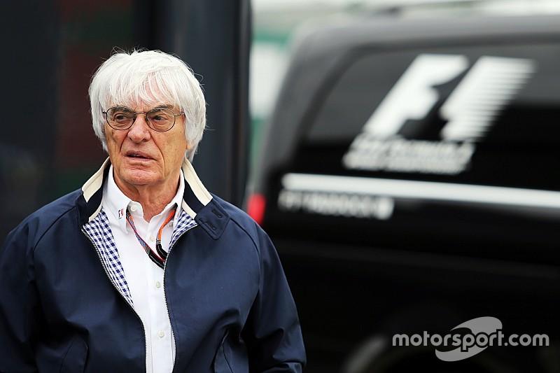 Ecclestone - Les F1 sont plus sûres que jamais