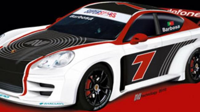 Anche la Porsche nella Superstars 2010
