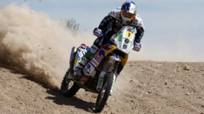 Dakar 2010: Coma su Ktm vince la 4^ tappa