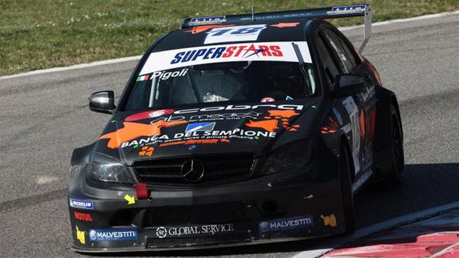 Max Pigoli vince in volata su Thomas Biagi