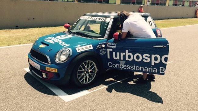 Mini Challenge: Zarpellon vince Gara 1