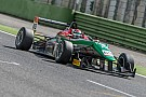 F2 Italian: seconda pole 2015 per Zanasi ad Imola