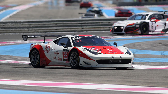 La Glorax Racing trionfa in Am Cup al Paul Ricard