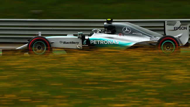 """Rosberg: """"Le Rosse sono vicine, ma non le temo"""""""