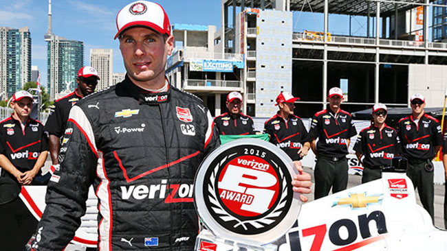 Will Power in pole a Toronto, Filippi ottimo sesto