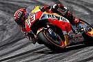 Barcellona, Libere 1: è Honda con Marquez e Pedrosa
