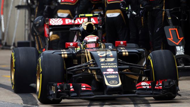 """Maldonado: """"Finalmente a punti! E con due vetture..."""""""