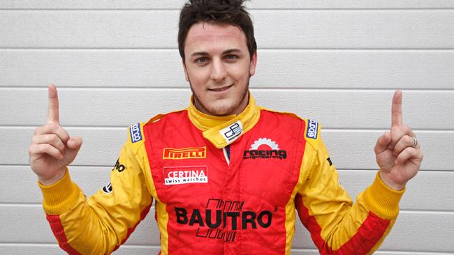 Manor: Fabio Leimer è il nuovo pilota di riserva