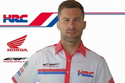 Metge entra a far parte della squadra Honda HRC