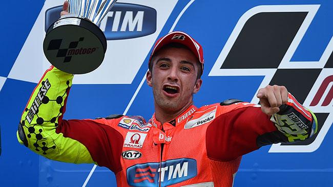 """Iannone: """"Un podio che vale più delle vittorie in Moto2"""""""