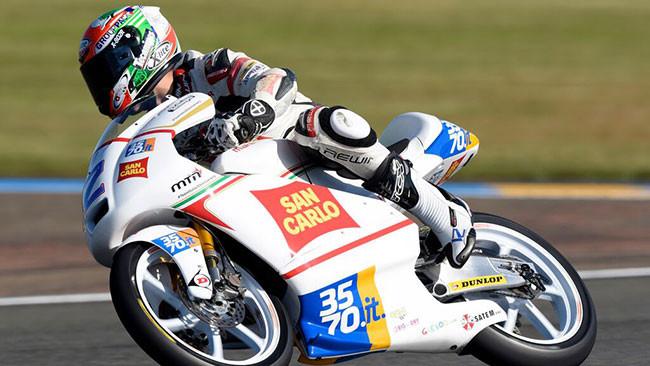 Il San Carlo Team Italia pronto per il GP di casa