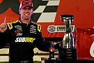Primo successo con la Joe Gibbs Racing per Edwards