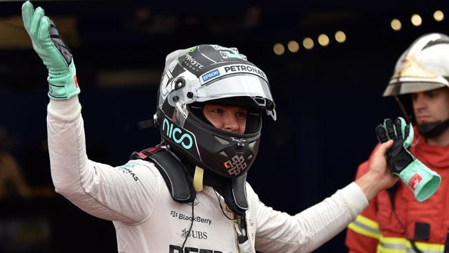 """Rosberg: """"Ho sbagliato e qui la pole è importante"""""""