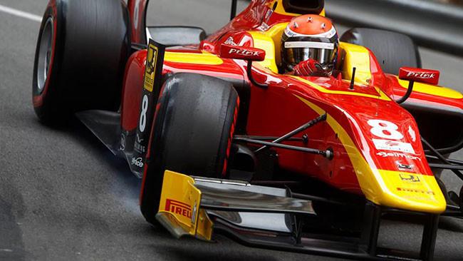 Rossi batte Marciello e fa la pole a Monte-Carlo