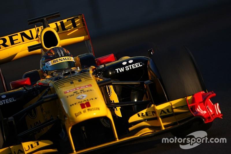 Renault proche d'une décision finale pour son implication en F1
