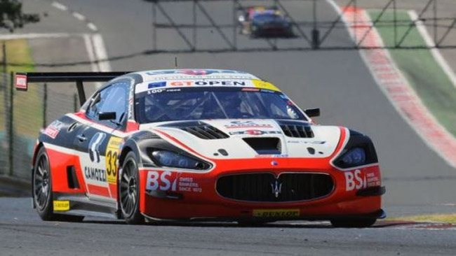 Lo Swiss Team riporta la Maserati nel GT Open