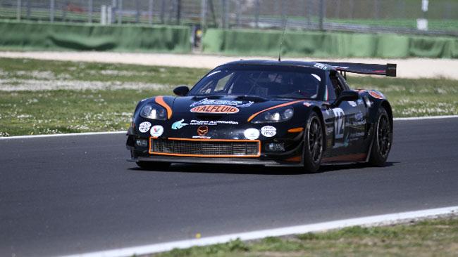 Ultimo test con la Corvette positivo per la Solaris