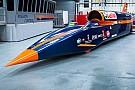 Bloodhound SSC tenterà il record di velocità su terra