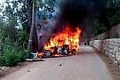 Dramma a Maiorca: navigatore muore tra le fiamme