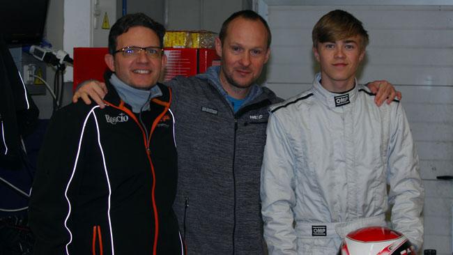 Antoni Ptak quinto pilota della RP Motorsport