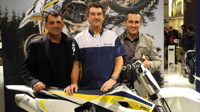 Husqvarna Italia supporta la SMD Racing nel 2015