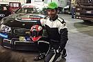 Petrucci sulla NASCAR: ecco il video del debutto