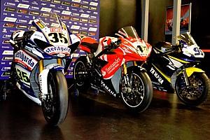 La Yamaha dona tre moto agli allievi della MTS