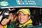 D'Aste al Monza Rally Show su Citroen DS3 WRC