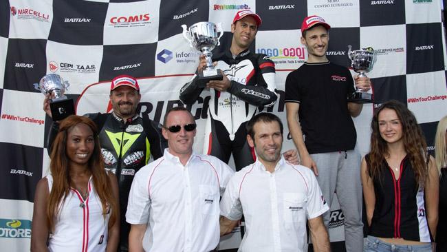 Il Bridgestone Challenge incorona i suoi campioni