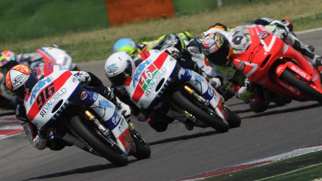 Il CIV riparte da Misano con 40 piloti nella Moto3!