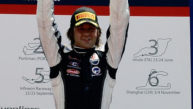 A Silverstone torna a sorpresa Giorgio Sernagiotto