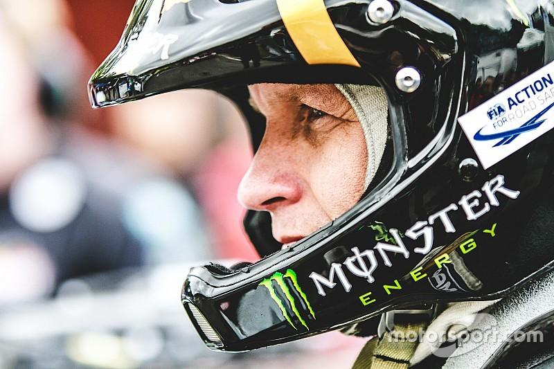 Dakar 2016 - Petter Solberg s'y verrait bien lui aussi